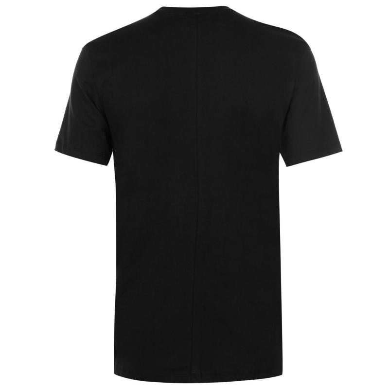 Tričko 883 Police Vogo T Shirt Black