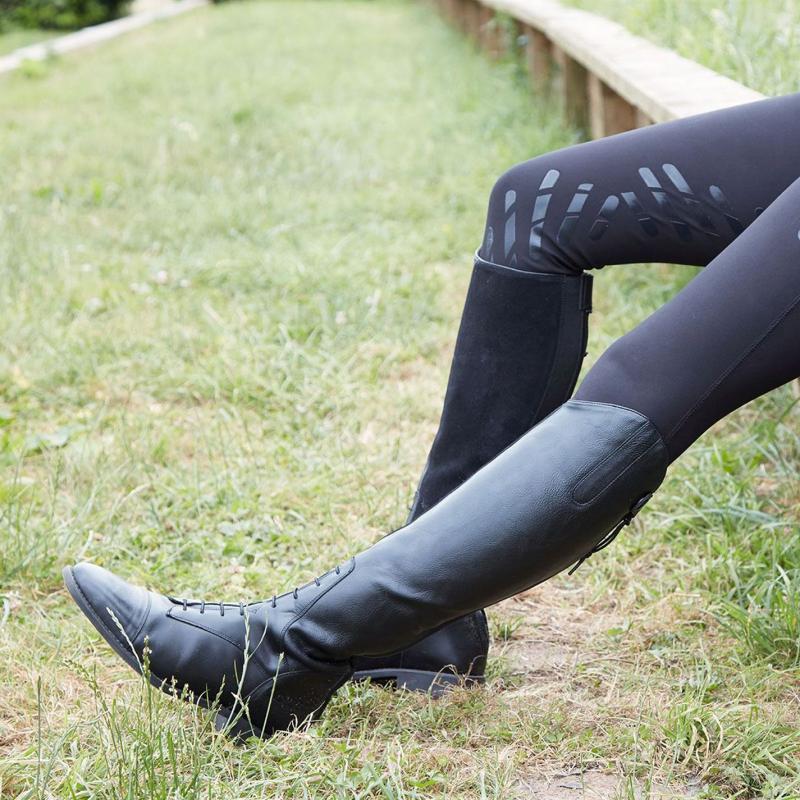 Boty Caldene Casoria Long Riding Boots Black