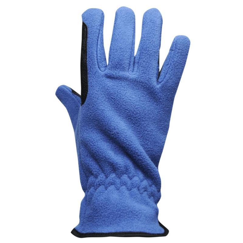 Dublin Polar Fleece Gloves Mens Blue