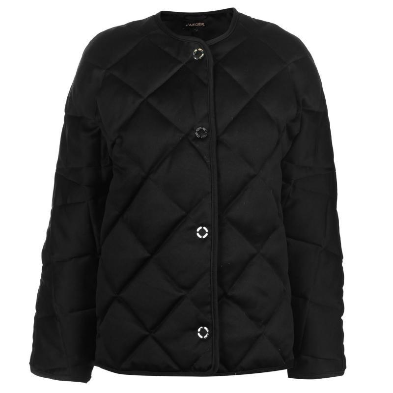 Jaeger Jacket Ladies Black