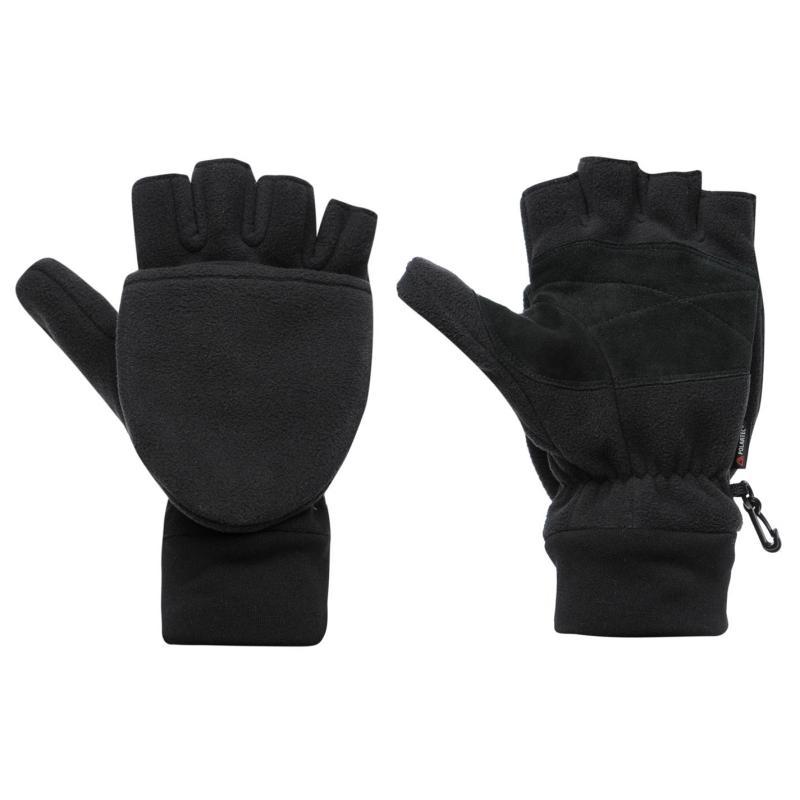 Black Diamond Wind Gloves Mens Black