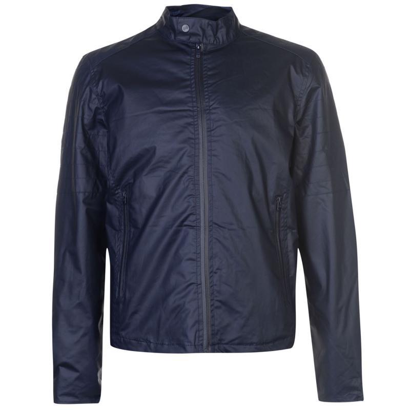 Crosshatch Agostini Jacket Mens Night Sky