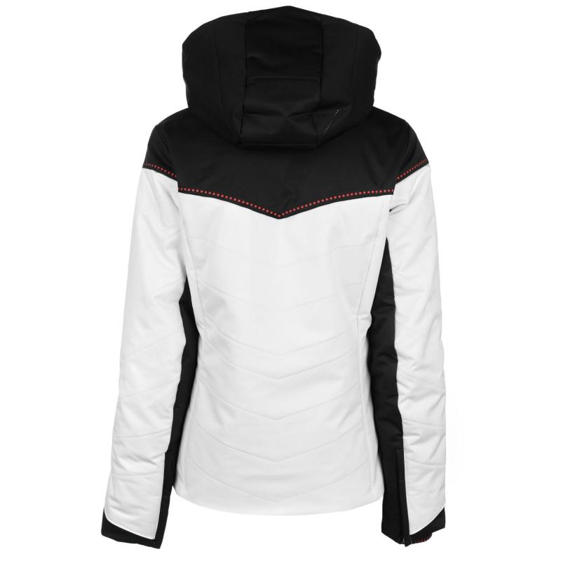 Descente Cordelia Jacket Ladies White/Black