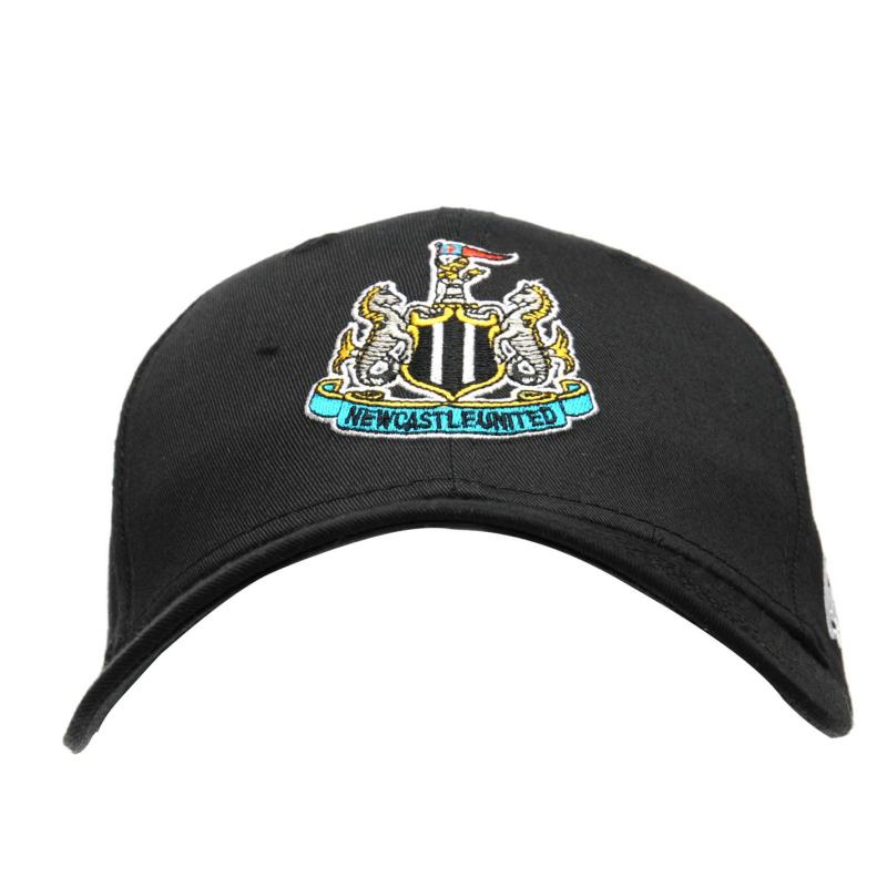 New Era Newcastle United 9Fourty Cap Black
