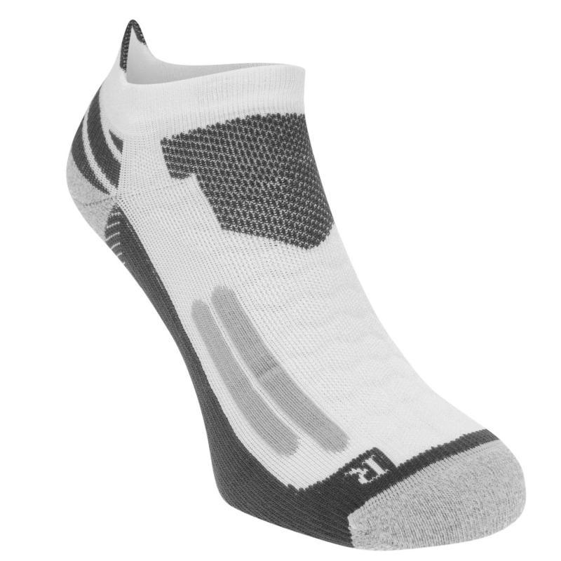 Asics Nimbus ST Socks Mens White/Grey