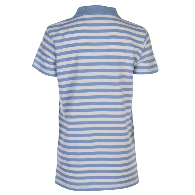 7ca3079d5e54 Polokošile Miso Stripe Polo Shirt Ladies Lime