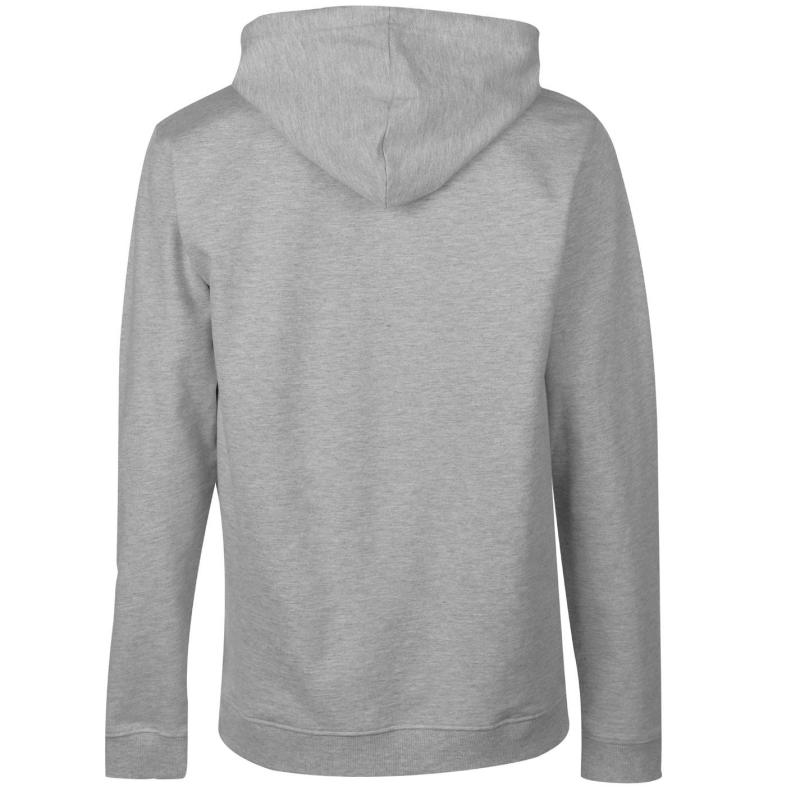 Mikina Only and Sons Fana Hoodie Light Grey