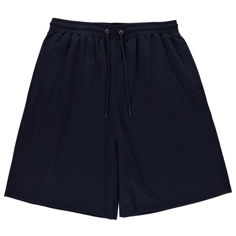 Pierre Cardin XL Fleece Shorts Mens Navy