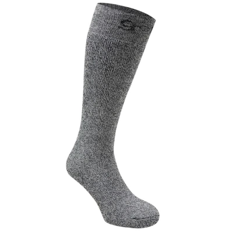 Ponožky Gelert Welly Socks Ladies Black