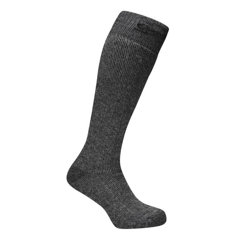 Ponožky Gelert Welly Socks Mens Black