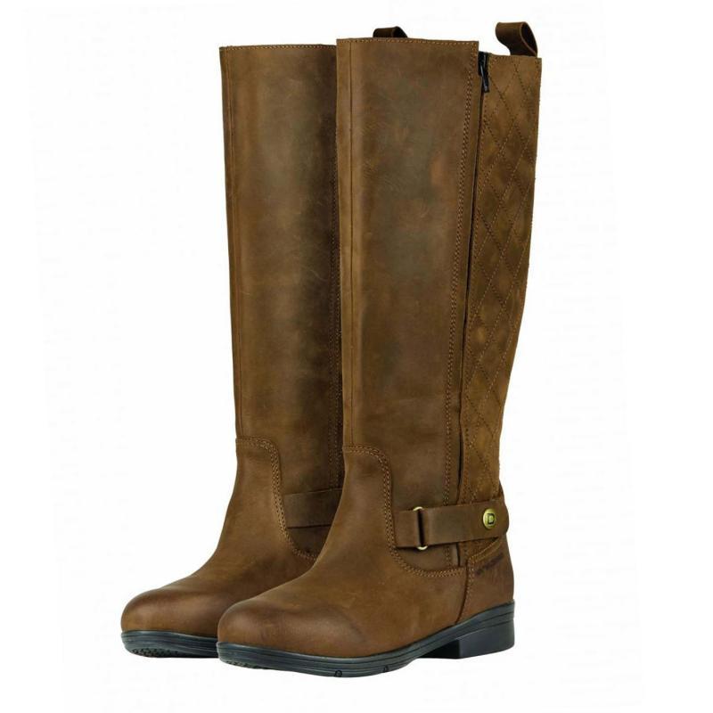 Dublin Cherwell Tall Boots Dark Brown