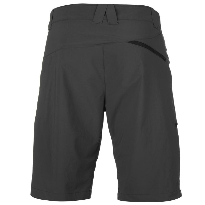 Löffler Trekking Shorts Mens Grey