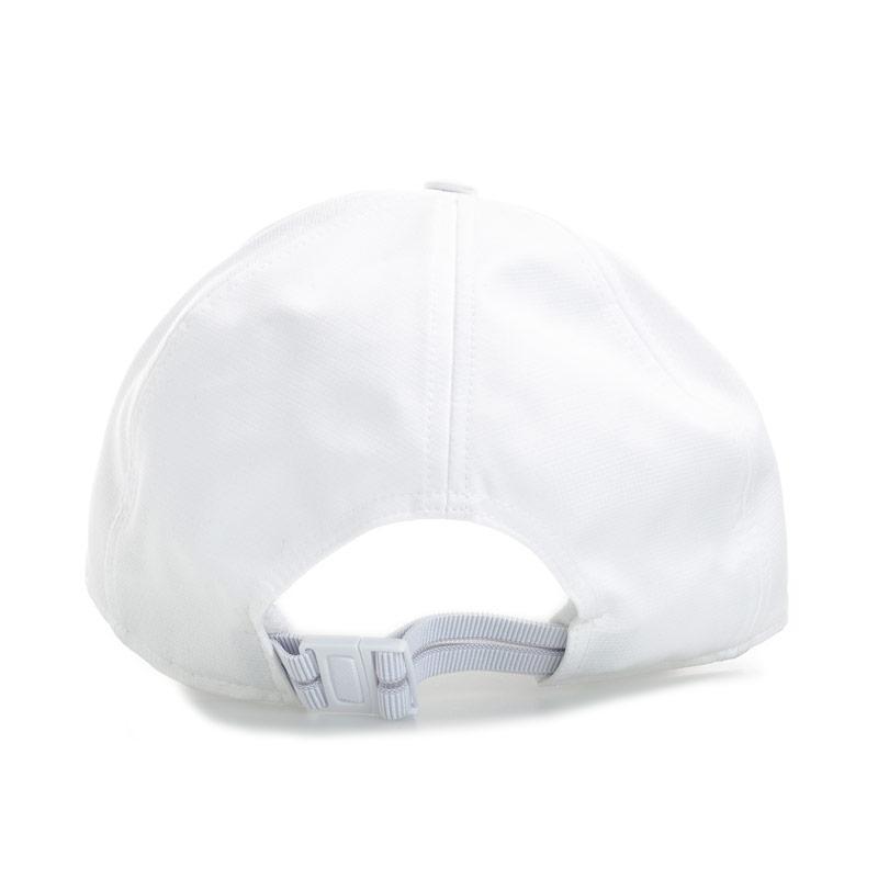 Adidas Performance Mens Climalite Cap White