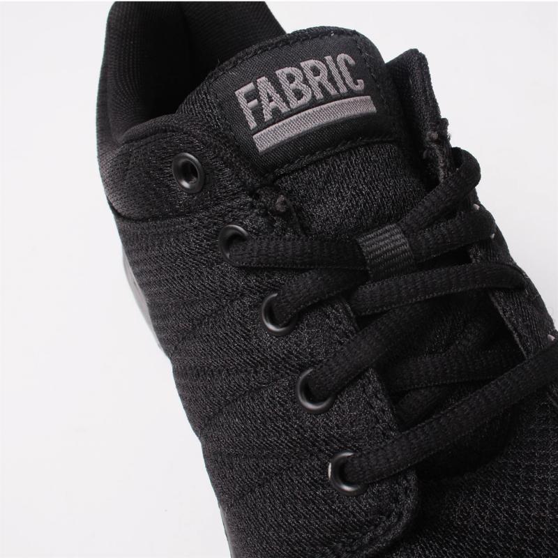 Fabric Reup Runner Juniors Black/Black