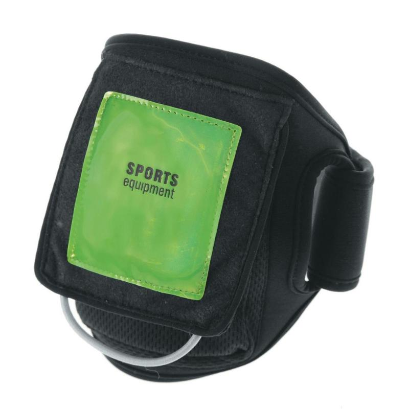 SE Sports Equipment Armpocket Flasher Black/Fluo Yell