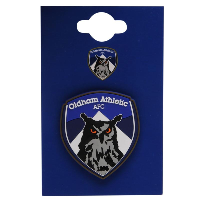 Team Club PVC Crest Magnet Rangers