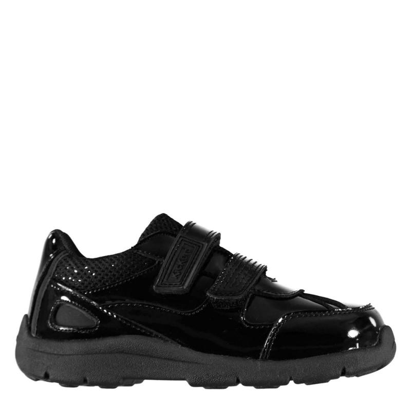Boty Kickers Moakie Shoes Infant Boys Black