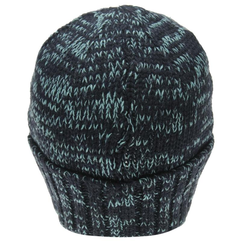 SoulCal Nepped Beanie Mens Blue
