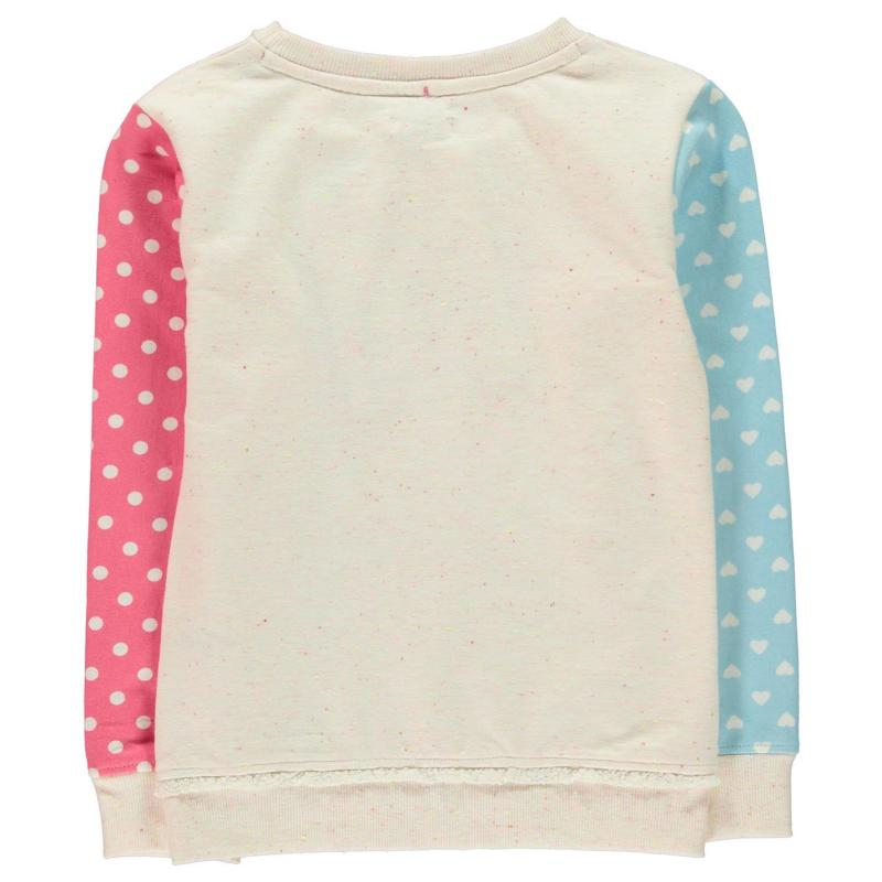 Crafted Crew Tunic Infant Girls Cream Nep