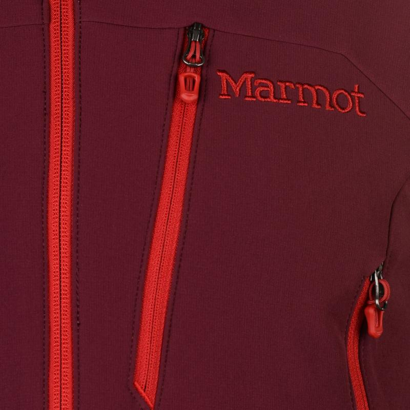 Marmot Moblis Jacket Mens Team Red