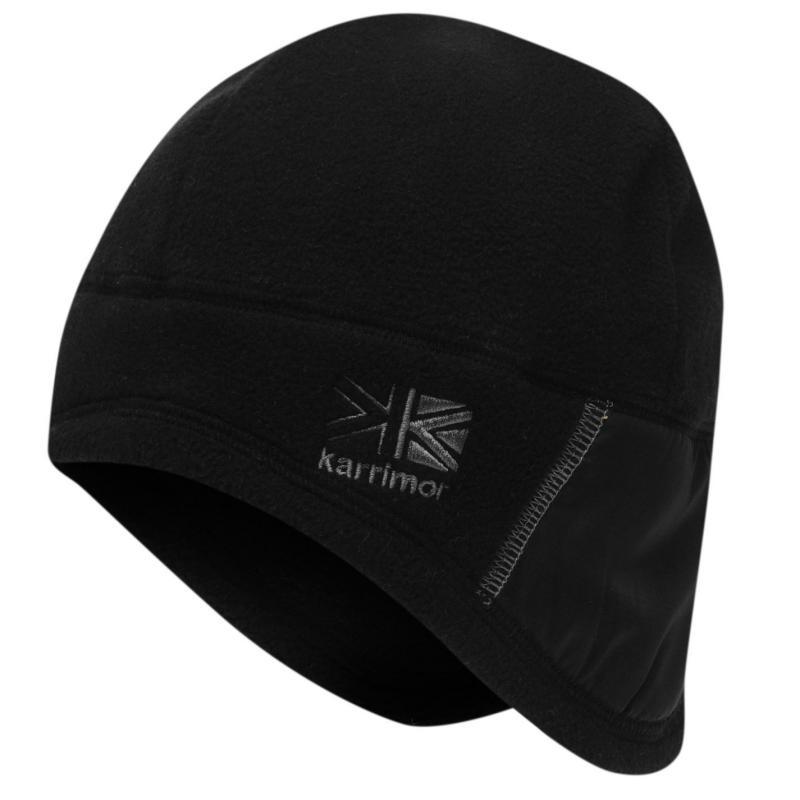 Karrimor Hoolie Fleece Hat Black