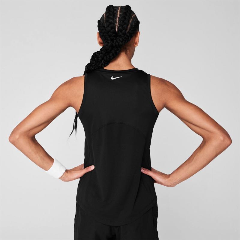 Nike Miler Women's Running Tank BLACK/REFLECTIVE SILV