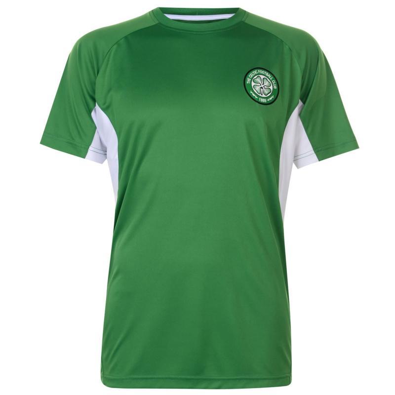 Source Lab Celtic Poly T Shirt Mens Green