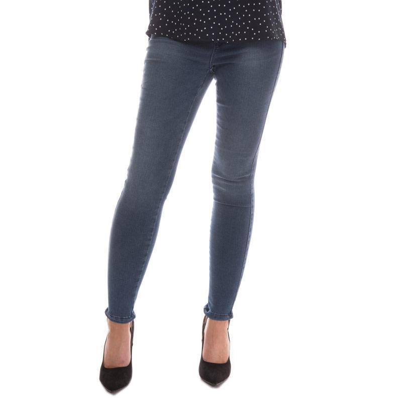 Only Womens Royal Stirrup Jeans Denim