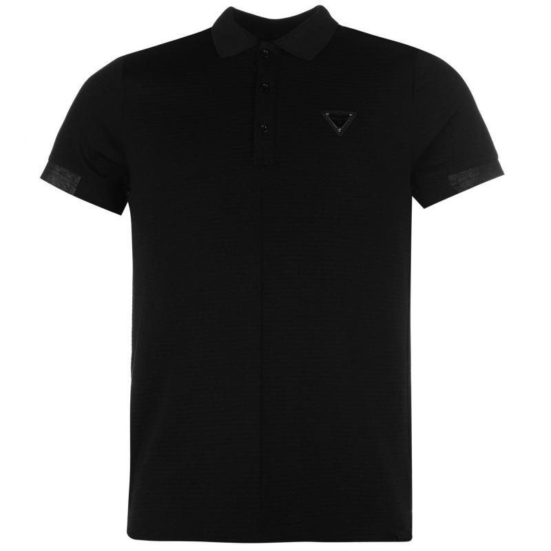 Creative Recreation Senoma Polo Shirt Black