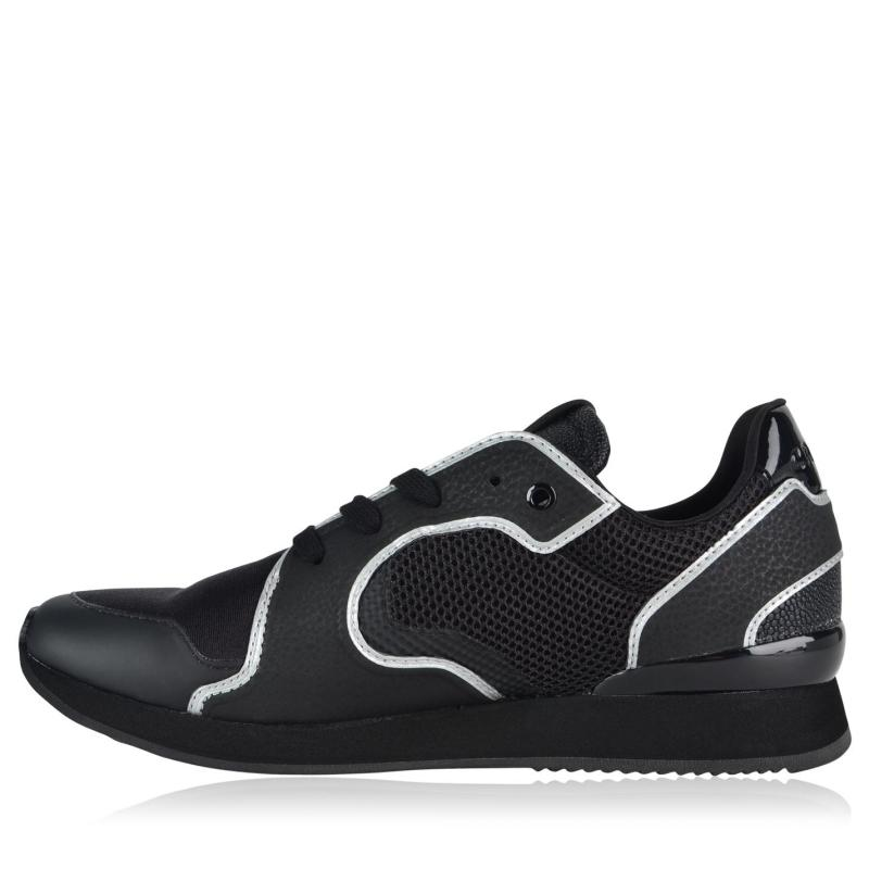 Cruyff Rapid Low Top Trainers Black
