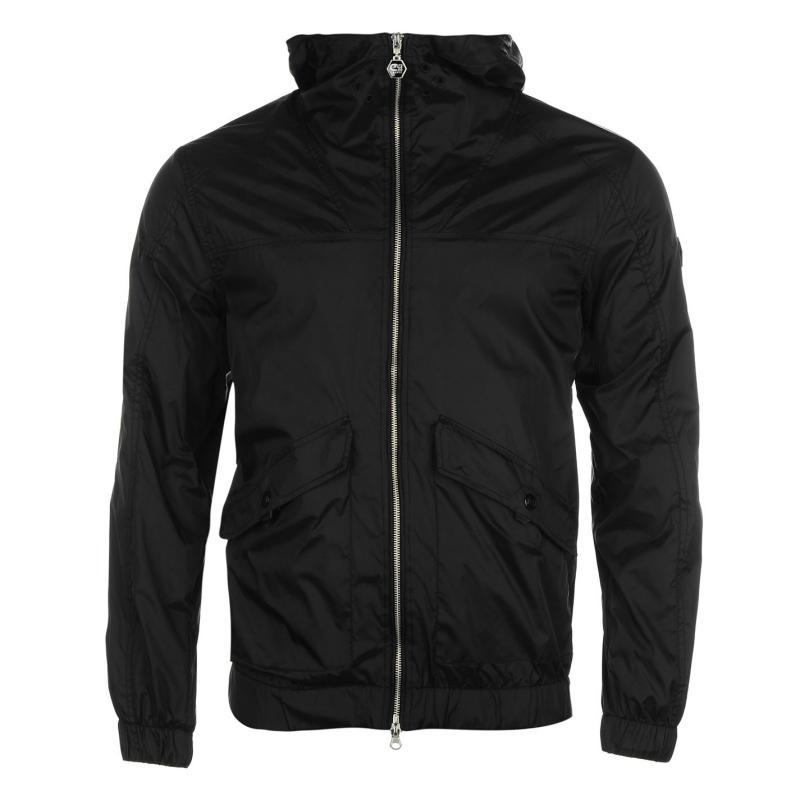 Cruyff Windbreaker Jacket Black