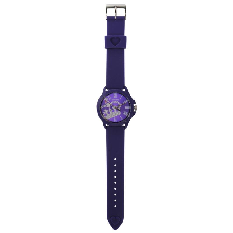 Juicy Couture Fergie Watch Ld84 Black/Silver