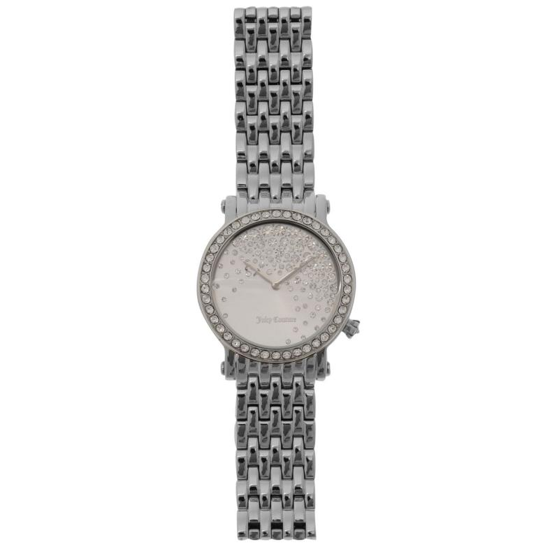 Juicy Couture LA Luxe Watch Ld84 Silver