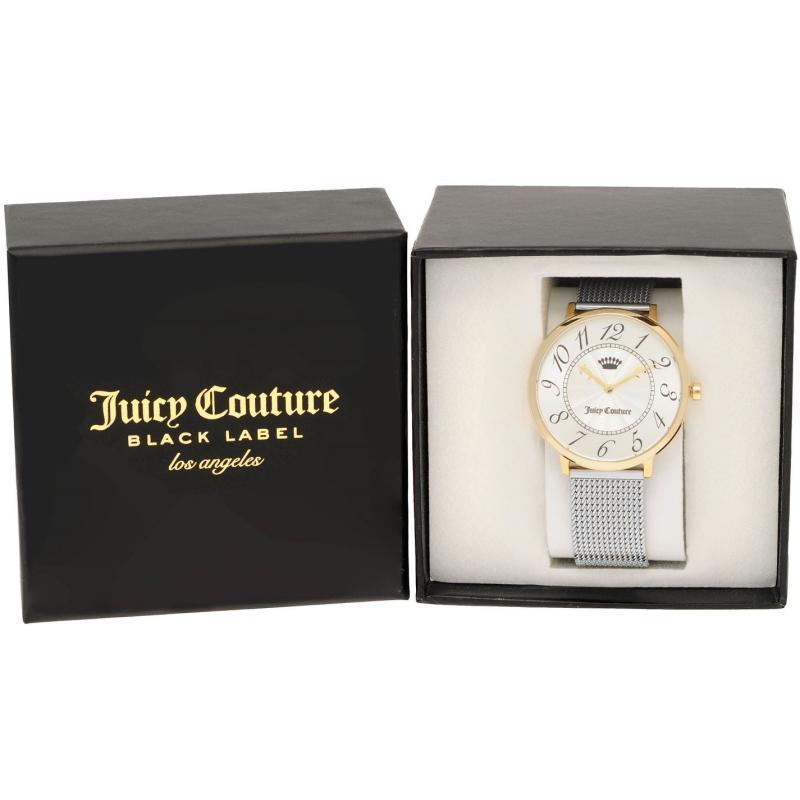 Juicy Couture LA Ultr Slm Wtc L84 Navy/Silver