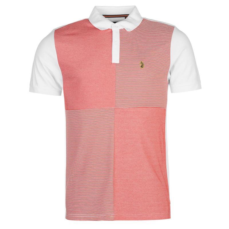 Luke Sport Docker Polo Shirt Mens White