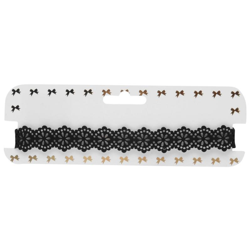 Miso Lace Choker Ladies Black