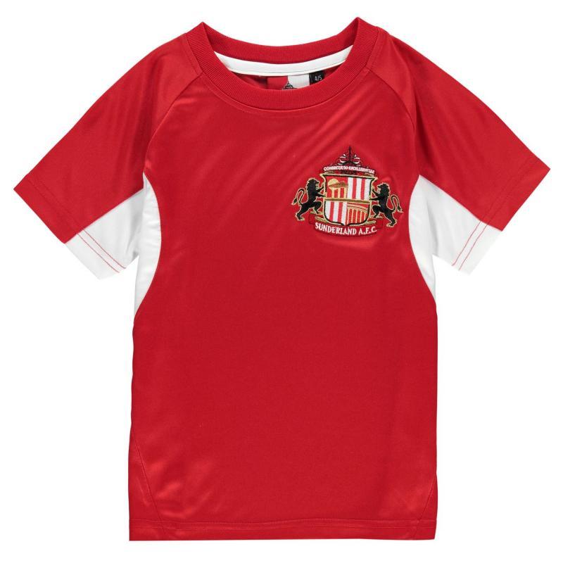 Source Lab Sunderland Poly T Shirt Infant Boys Red