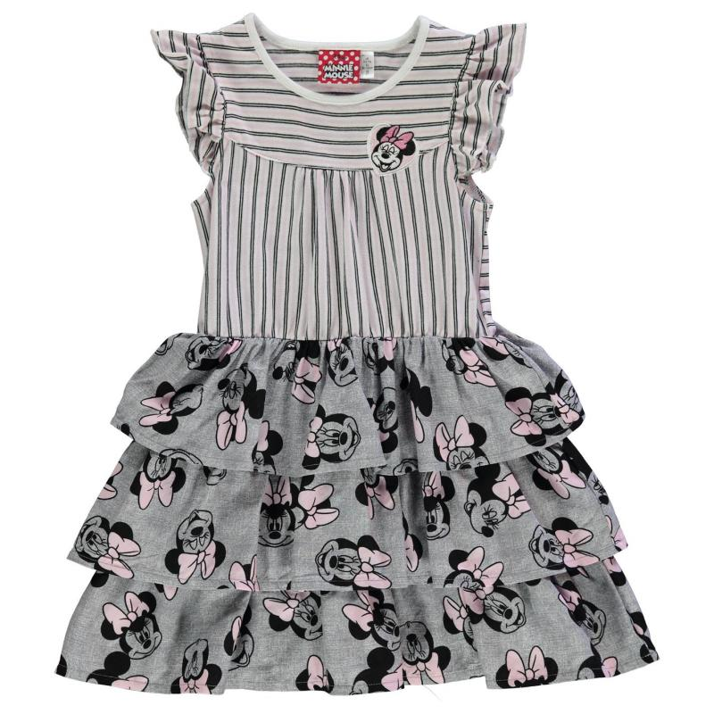 Character Play Dress Infant Girls Minnie Mouse