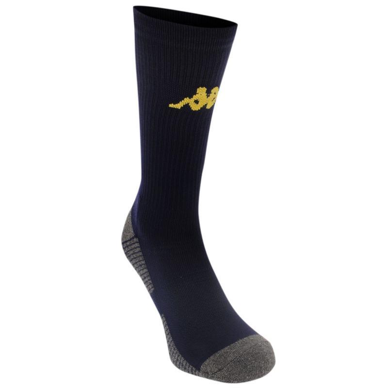 Ponožky Kappa Pro Sock Mens Yellow/Black