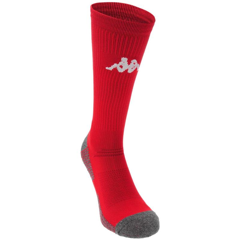 Ponožky Kappa Pro Sock Mens Red/White