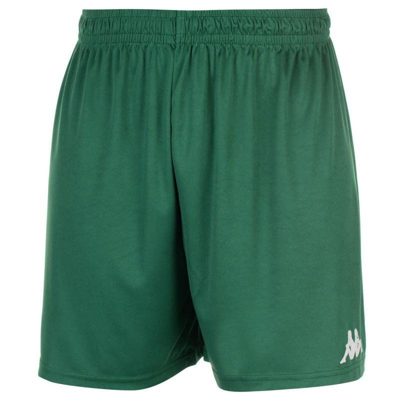 Kappa Verona Shorts Mens Green/White