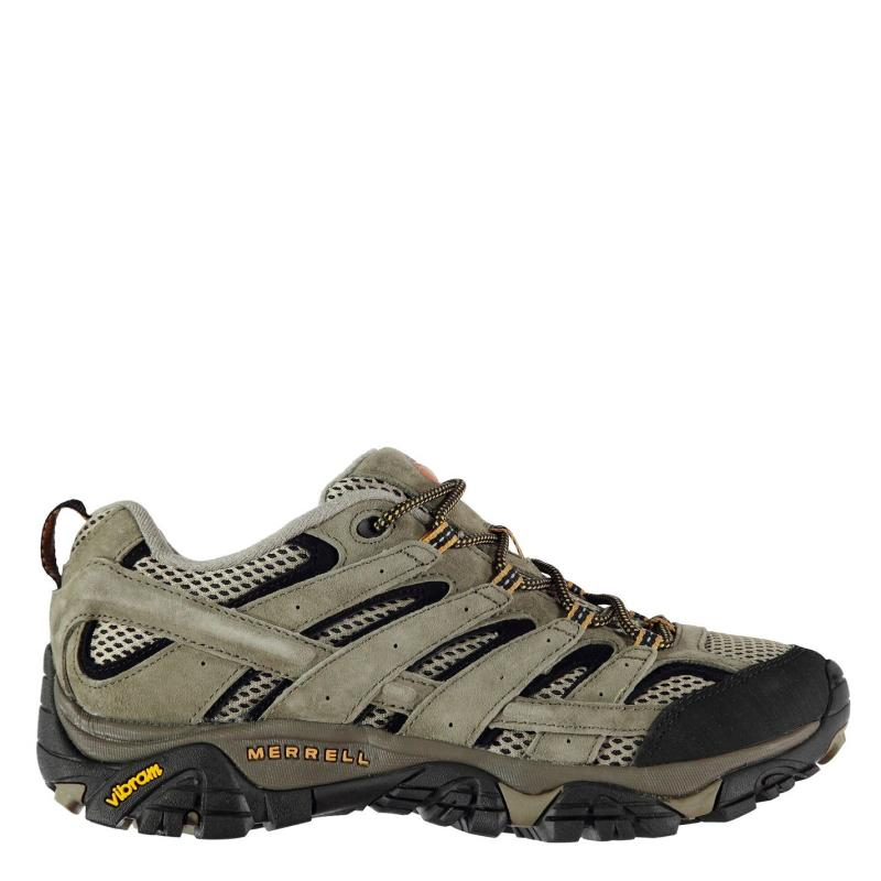 Merrell Moab 2 Ventilator Mens Walking Shoes Pecan