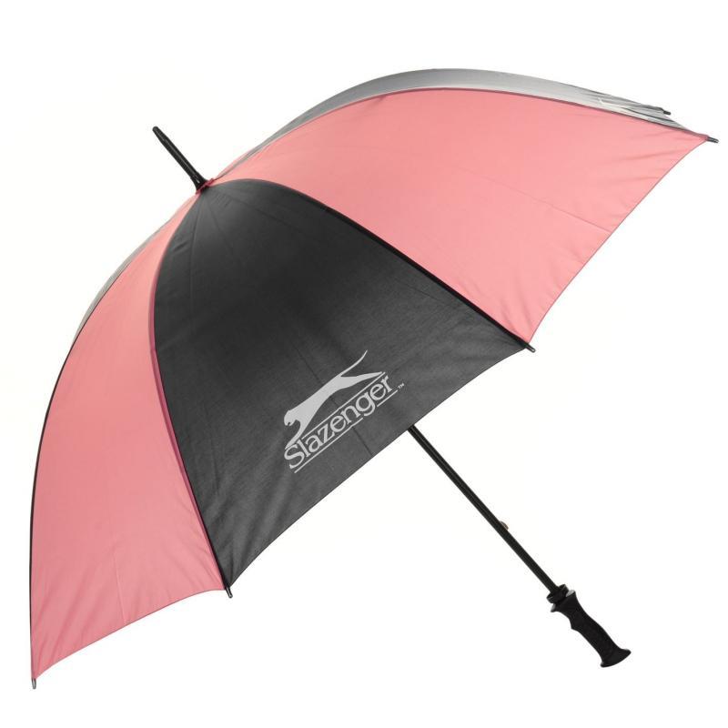 Slazenger Web Umbrella 25 Inch Navy