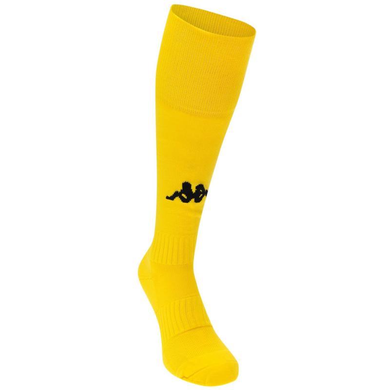 Ponožky Kappa Winner Football Socks Mens Yellow/Black