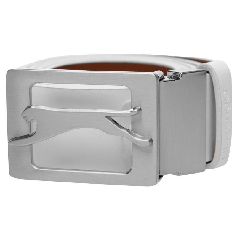 Slazenger PU Golf Belt White