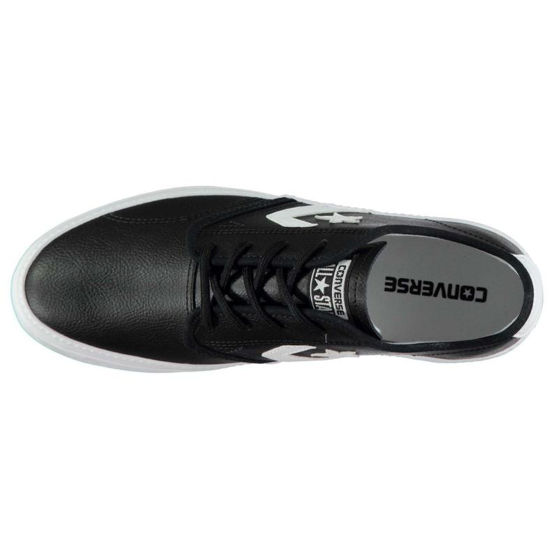 CONS Zakin AC Trainers Black/White