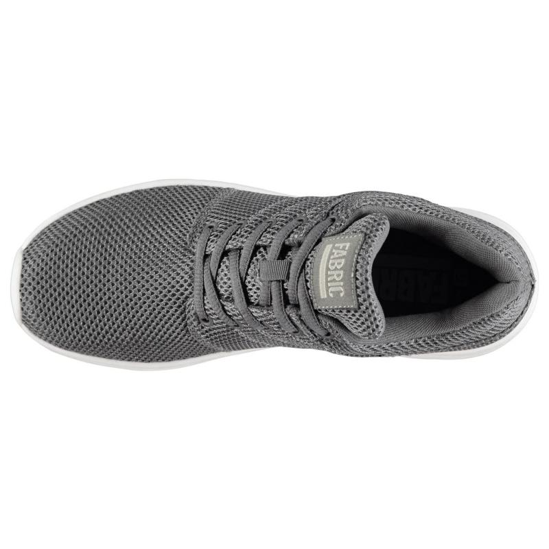 Fabric Reup Runner Trainers Charcoal/Grey