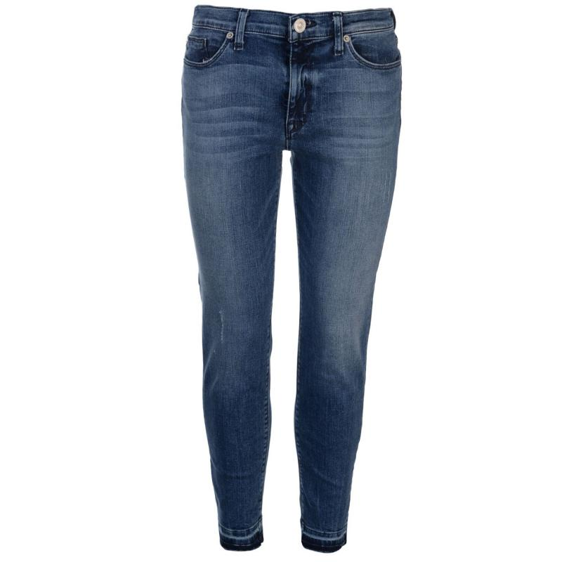 Hudson Jeans Mid Rise Jeans Ladies Instant Crush