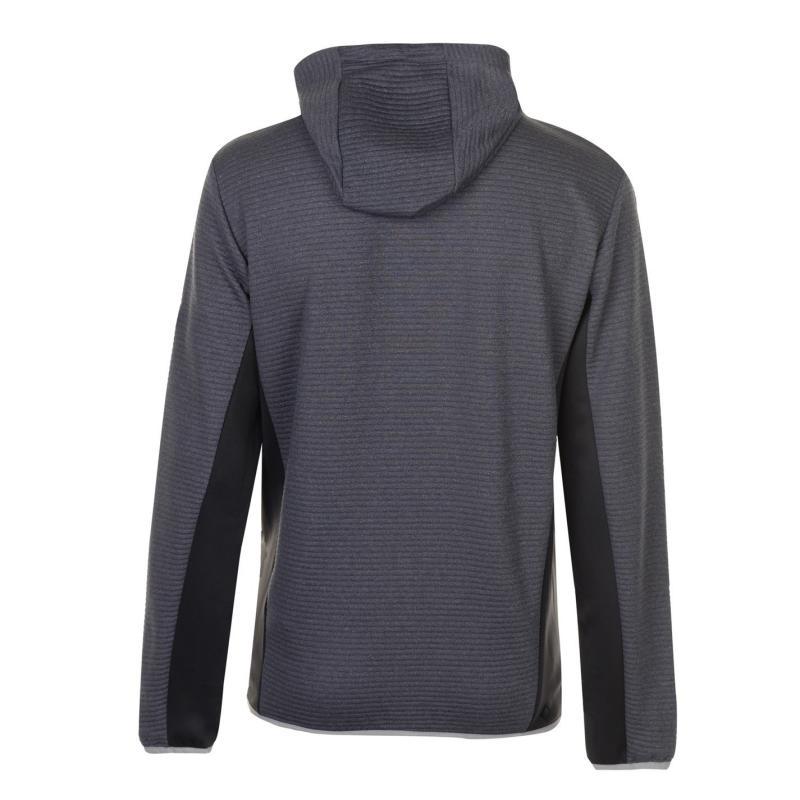 Mikina Regatta Tarnis Fleece Jacket Mens Navy/Seal Grey