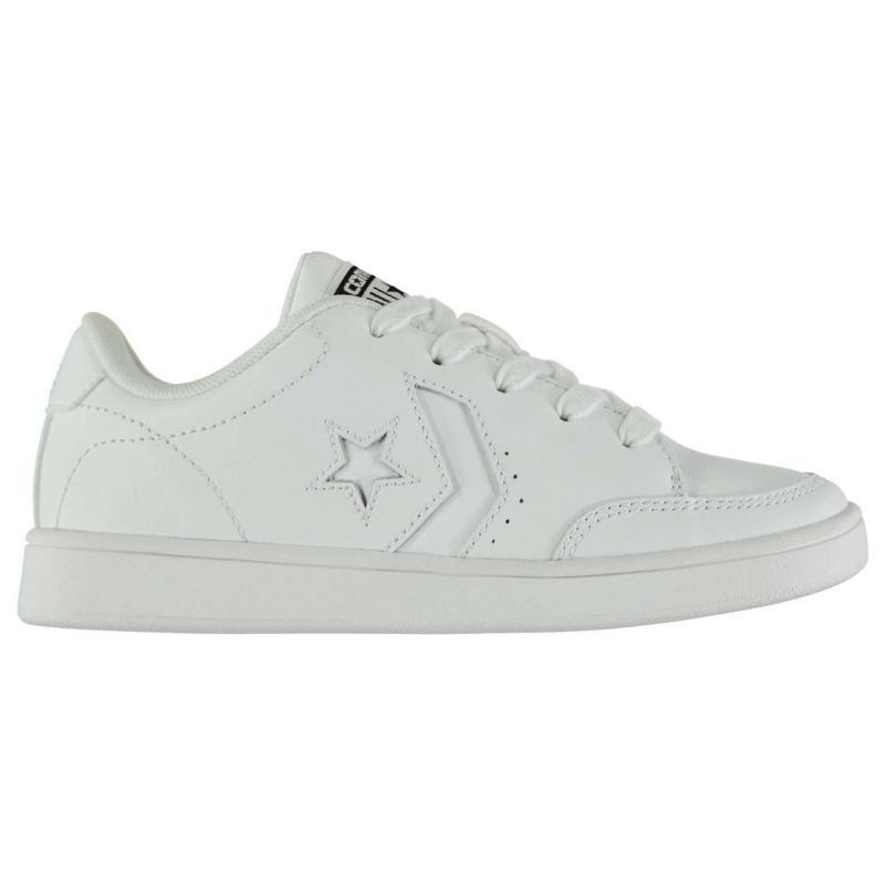 Converse Star Court Trainer White/Silver
